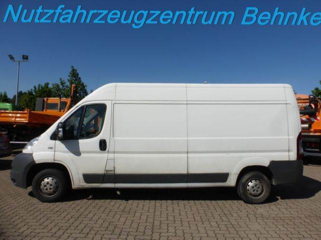 fiat ducato kastenwagen maxi l4 120ps preis baujahr 2011 lieferwagen gebraucht. Black Bedroom Furniture Sets. Home Design Ideas