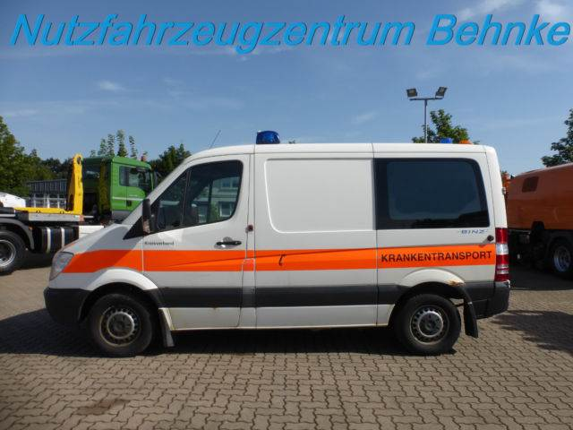 Mercedes benz sprinter 211 cdi binz ktw emergency for Mercedes benz emergency