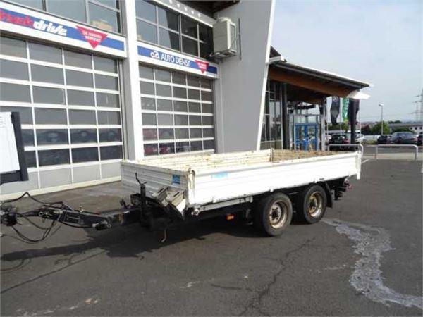 Blomenr hr 845 5000 kipper alu rampen prezzo for Mobile seconda mano