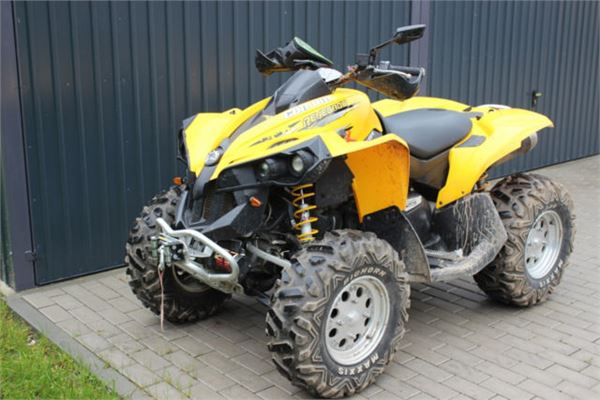 used can am renegade 800 atvs year 2007 price 8 006 for sale mascus usa. Black Bedroom Furniture Sets. Home Design Ideas