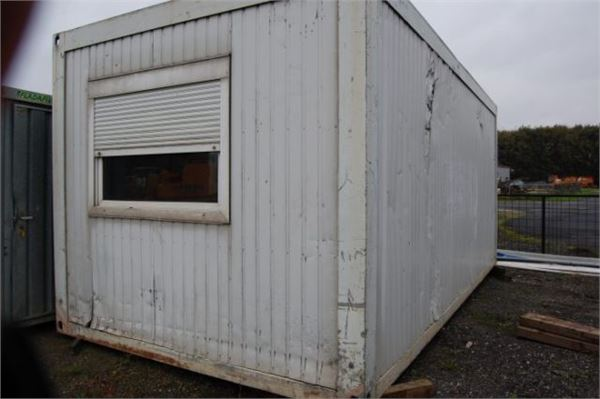 b rocontainer container 6x3x3 preis andere gebraucht kaufen und verkaufen bei. Black Bedroom Furniture Sets. Home Design Ideas