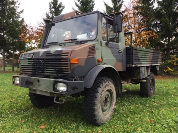 unimog 1300l milit r 435 flecktarn top preis. Black Bedroom Furniture Sets. Home Design Ideas