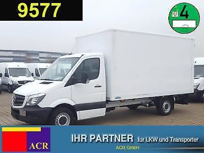Used mercedes benz sprinter 316 cdi koffer maxi klima for Mercedes benz offers usa