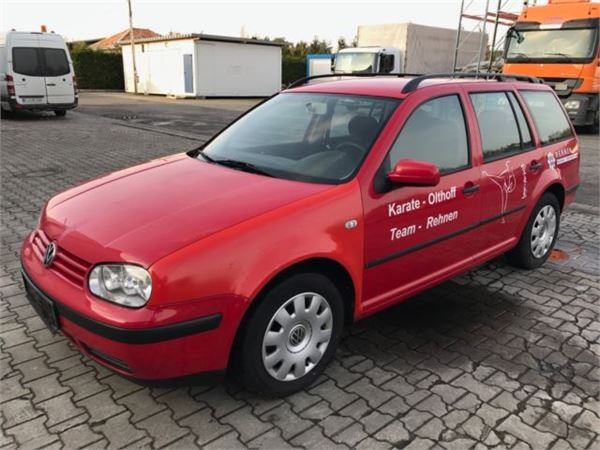 used volkswagen golf variant 1 9 sdi cars year 2001 price 1 231 for sale mascus usa. Black Bedroom Furniture Sets. Home Design Ideas