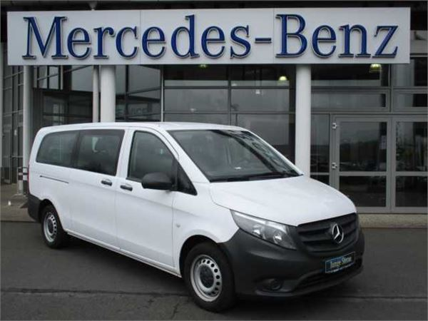 mercedes benz vito 116 cdi tourer pro e klima 8 sitze tempoma occasion prix 20 550 ann e d. Black Bedroom Furniture Sets. Home Design Ideas
