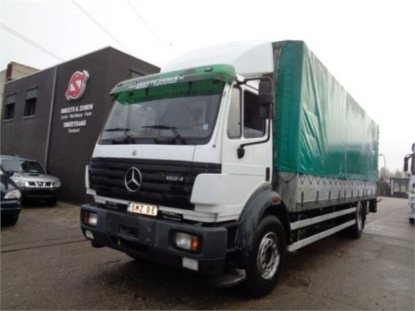 Mercedes benz 1924 l belgium truck preis for Mercedes benz belgium
