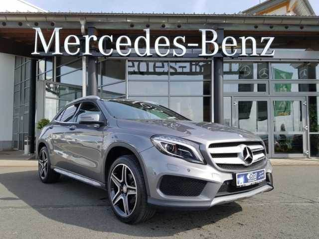 Mercedes benz gla 200d 7g amg key klimauto navi ahk xenon for Mercedes benz f cell price