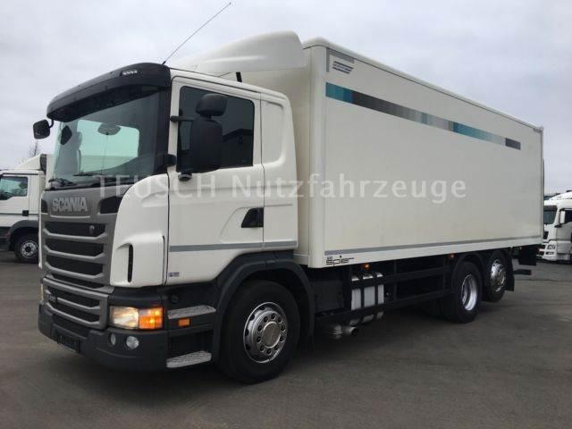 Scania g 400 lb euro 5 lbw lenkachse klappbett for Mobile seconda mano