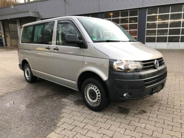 used volkswagen t5 caravelle trendline 1hd 8sitze dsg. Black Bedroom Furniture Sets. Home Design Ideas