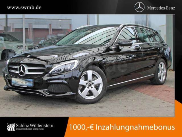 Used mercedes benz c 300 t avantgarde led parkassist for Mercedes benz inspection cost