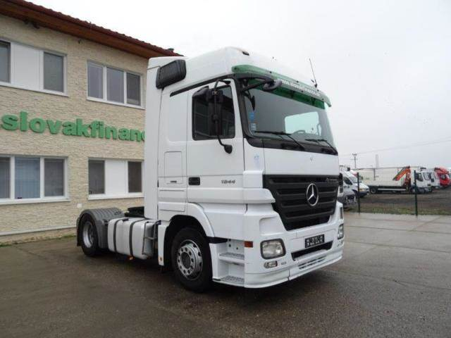 Used mercedes benz actros 1844 ls e5 poloautomat 3pedals for Ao service on mercedes benz