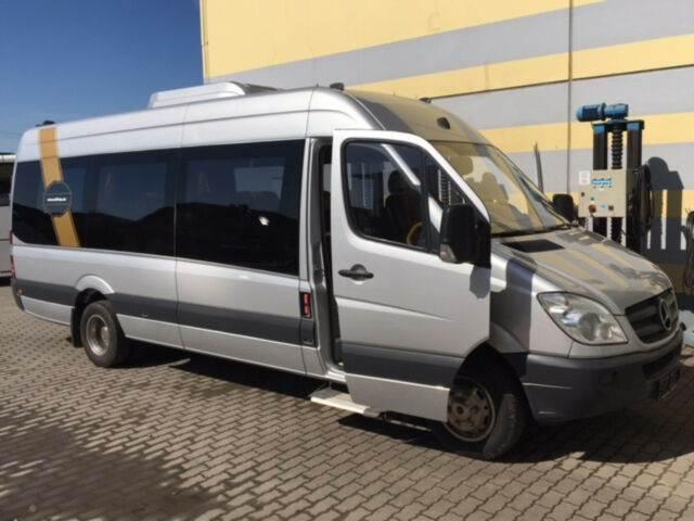 mercedes benz 516 cdi klima euro 5 20 sitzer nice bus. Black Bedroom Furniture Sets. Home Design Ideas