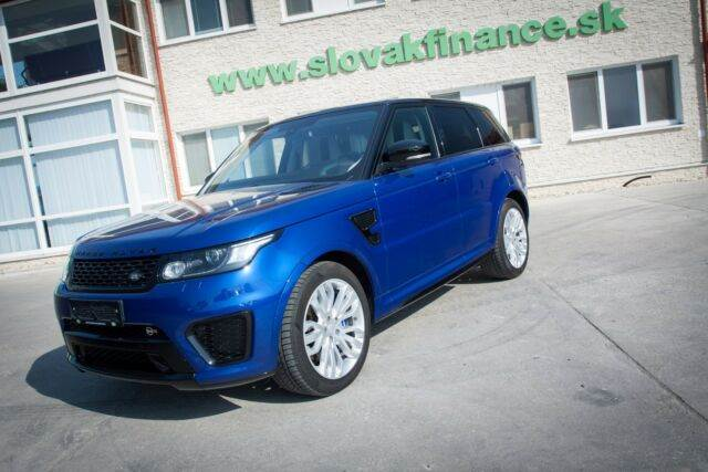 land rover range rover sport vin 840 preis. Black Bedroom Furniture Sets. Home Design Ideas