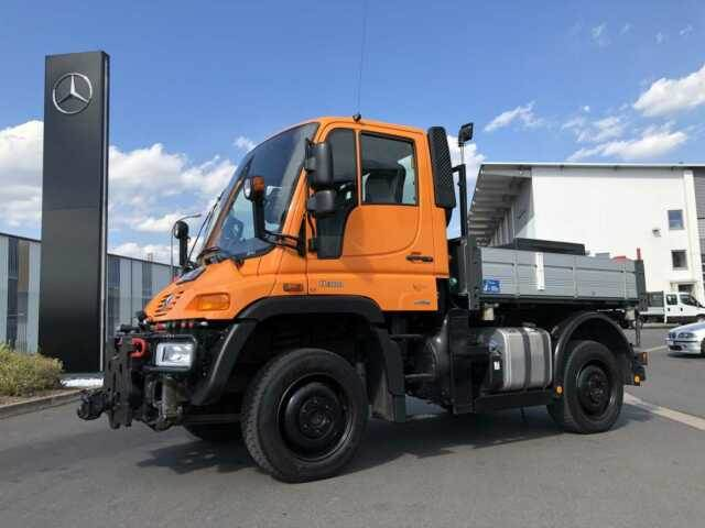 Unimog Mercedes-Benz U300 4x4, 2012, Allemagne - d'occasion autre camion - Mascus France