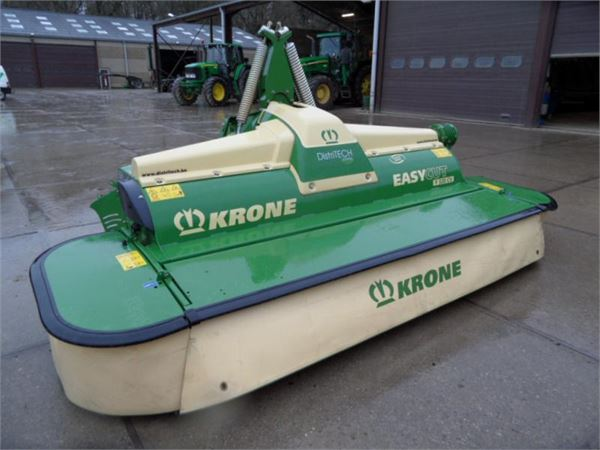 krone easy cut f 320 cv - year  2015 - mowers - id  37504f23