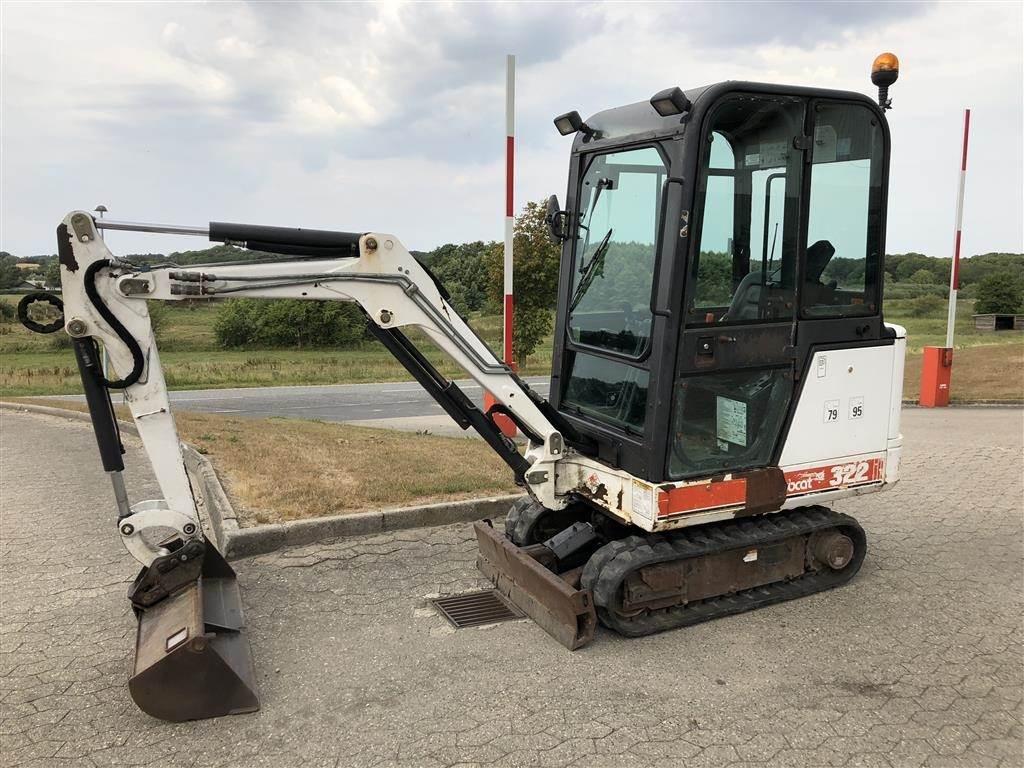 Bobcat X322 til salg Havndal , Årgang: 1999 - Brugte Bobcat X322 Minigravemaskiner - Mascus Denmark