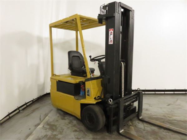 Used Montini 1603ae Electric Forklift Trucks Year 1992