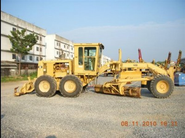 Used Caterpillar 140g Motor Graders Year 1993 For Sale