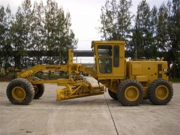Used Caterpillar 140g Motor Graders Year 1983 For Sale