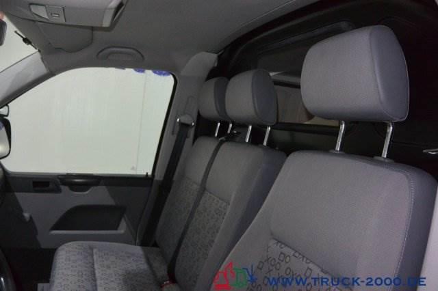 volkswagen t 5 aus 1 hand scheckheft l ckenlos 3 sitzer preis baujahr 2009. Black Bedroom Furniture Sets. Home Design Ideas