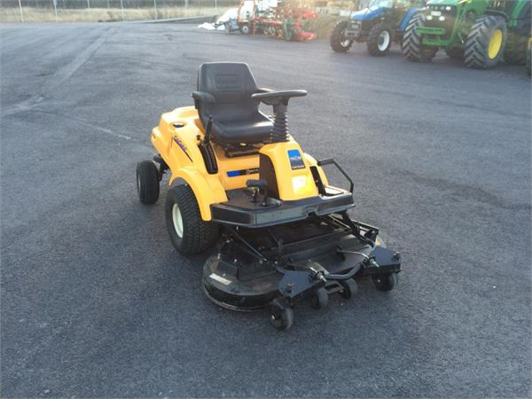used cub cadet fm z 48 other groundcare machines year 2011 price 2 739 for sale mascus usa. Black Bedroom Furniture Sets. Home Design Ideas