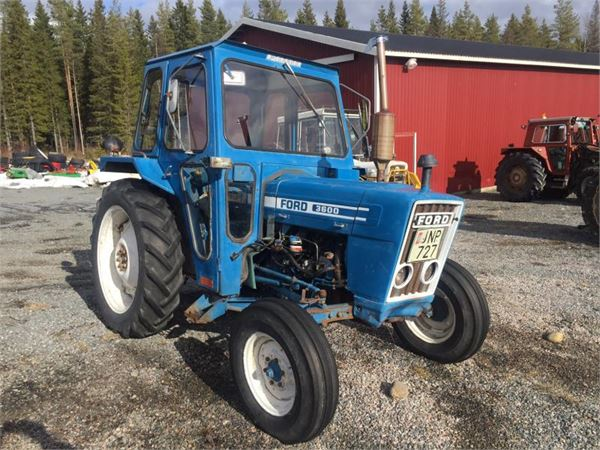 Ford 3600 Tractor Data : Ford year tractors id b d f a mascus usa