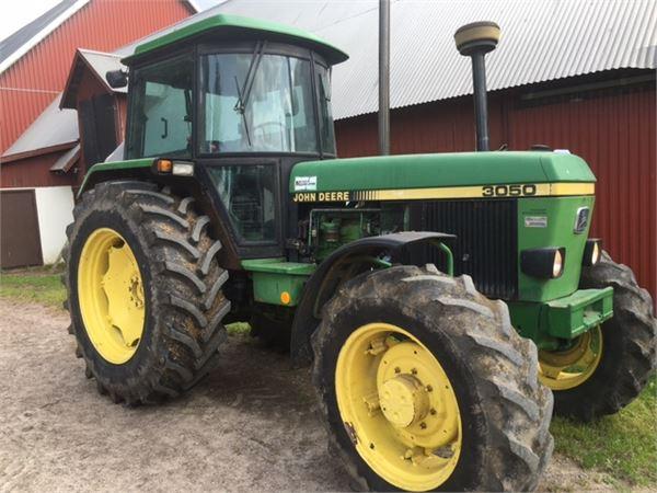 John Deere 3050 TRAKTOR til salgs, 1987 i Åsarp, Sverige - brukte traktor - Mascus Norge