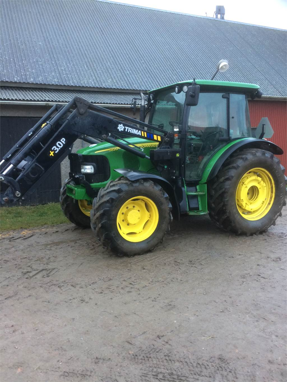 john deere 5820pq traktor tractors price 27 529. Black Bedroom Furniture Sets. Home Design Ideas