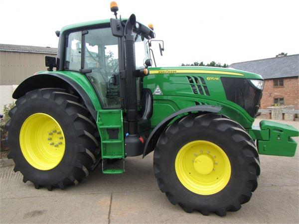 John Deere 850 Tractor Seat : John deere m year of manufacture tractors