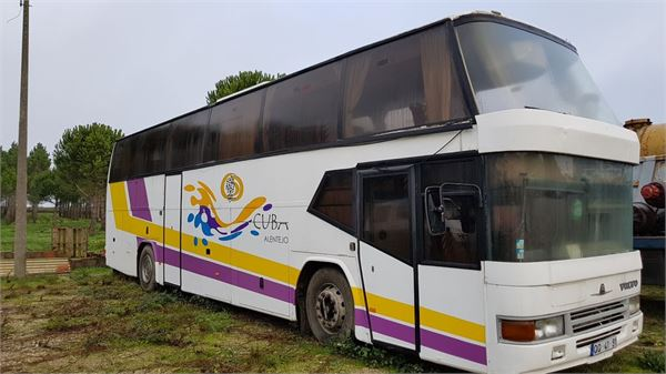 Volvo B10M_intercity bus Year of Mnftr: 1990, Price: R64 880. Pre Owned Intercity bus for sale ...