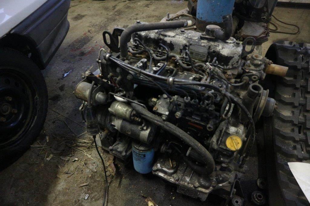 Yanmar Motor Til Salg Pris Kr Brugte Yanmar