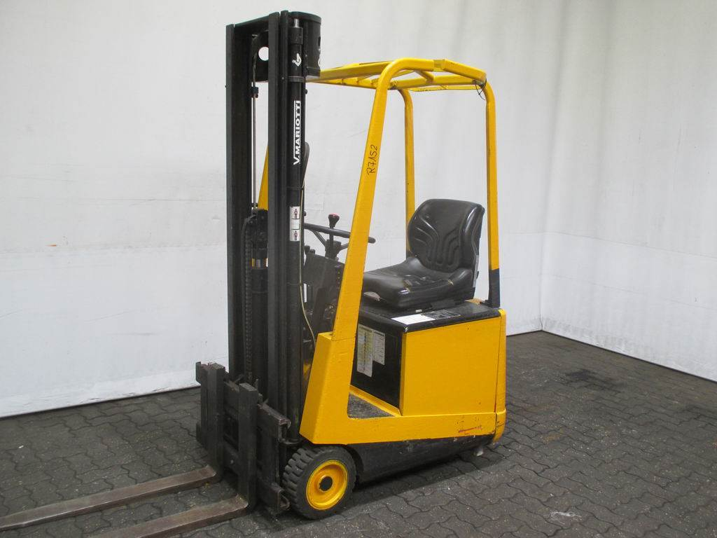 Used mariotti mycros 10 c electric forklift trucks year for Forklift electric motor for sale