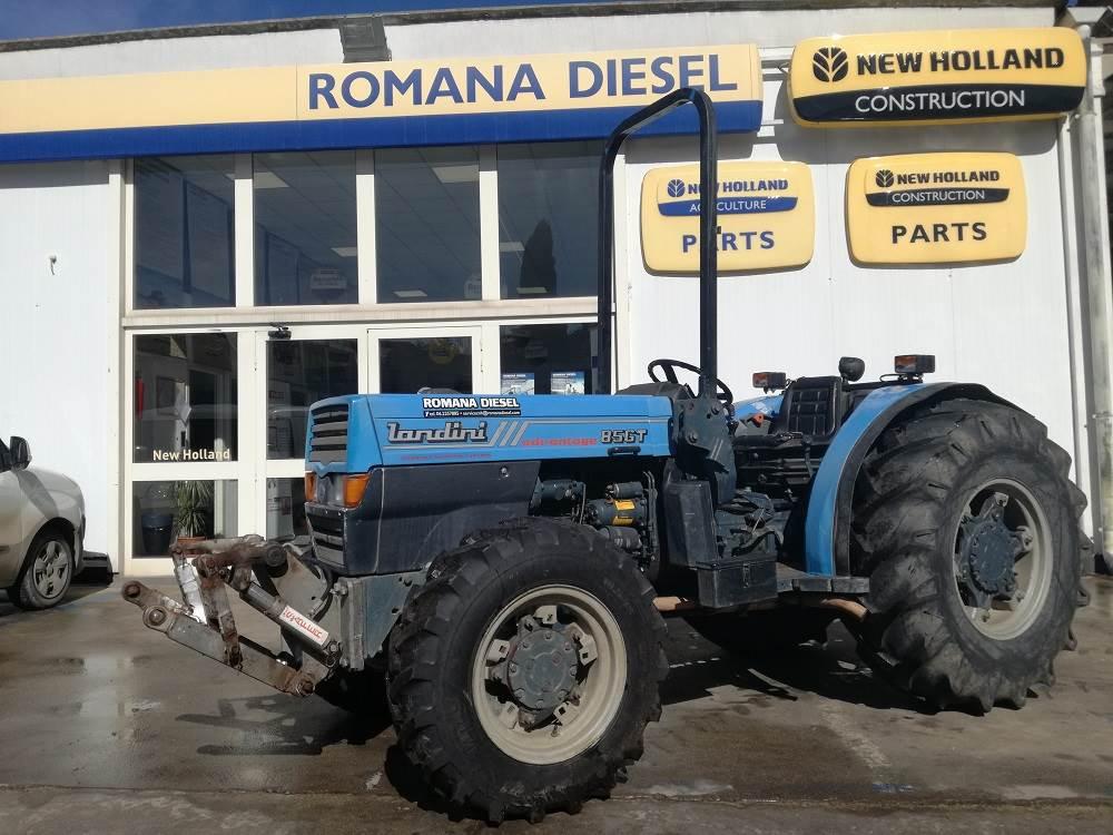 Landini advantage 85ge bouwjaar 1994 prijs for Romana diesel trattori usati