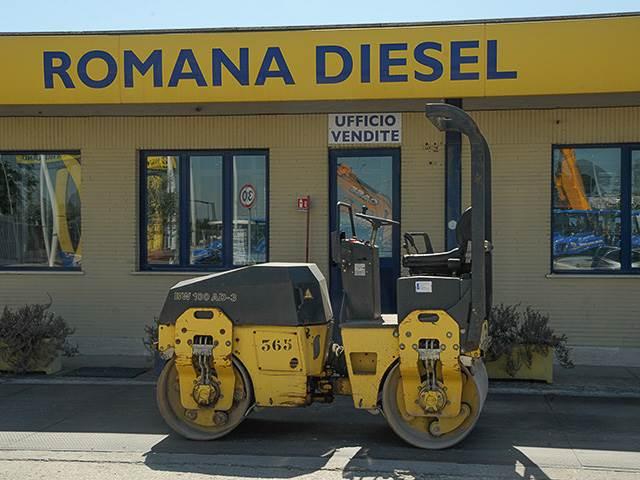 Bomag bw 100adm 2 prezzo anno di costruzione for Romana diesel trattori usati