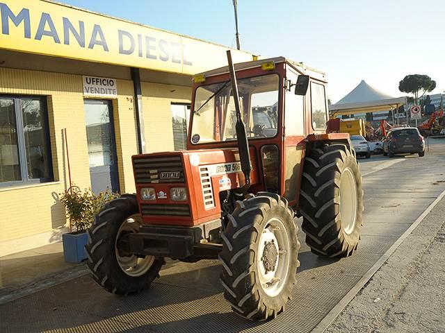 Fiat 566 dt agricoltura roma prezzo anno di for Romana diesel trattori usati