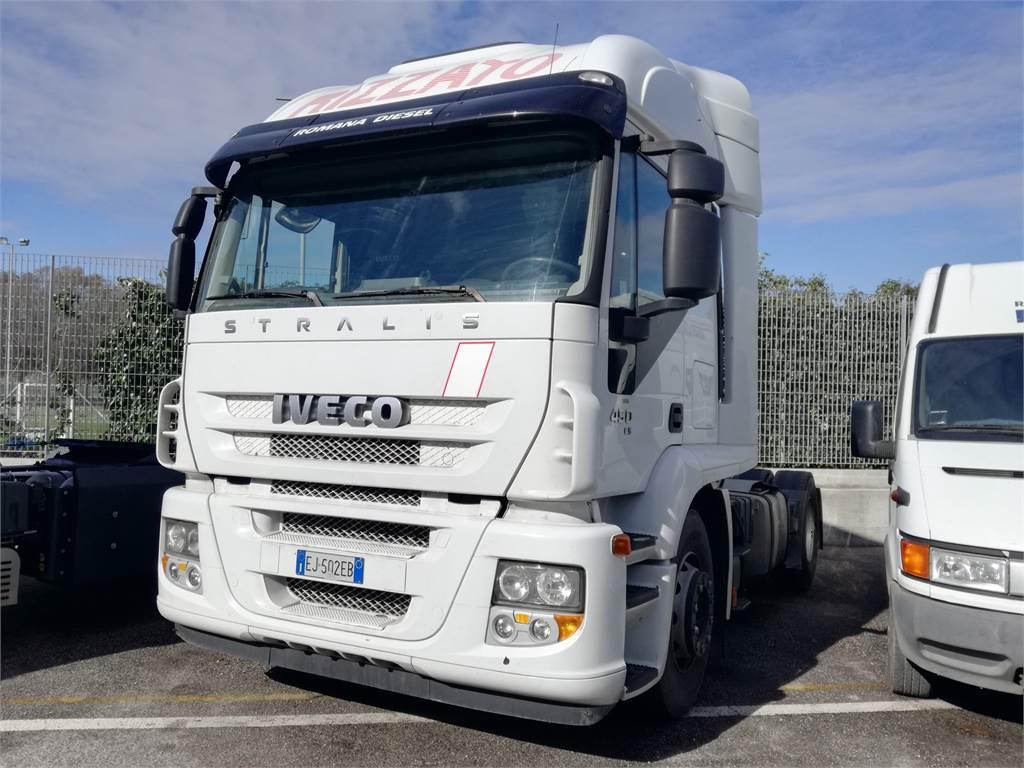 Iveco at440s45 veicoli latina anno di costruzione 2011 for Romana diesel trattori usati