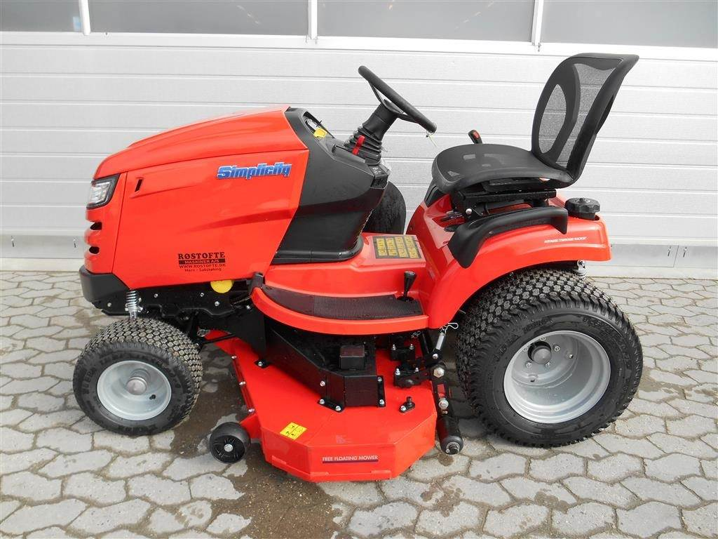 Used Simplicity Conquest Is Riding Mowers Year 2017 Price