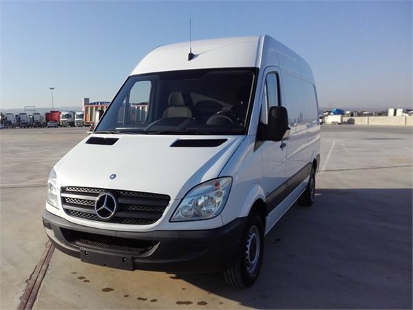 Used mercedes benz sprinter 313 cdi panel vans year 2011 for Used mercedes benz minivan for sale
