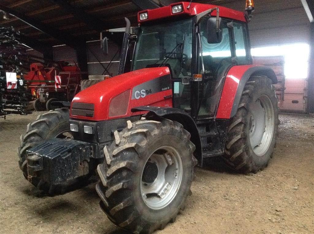 Case IH Cs 94 Traktor. til salgs, 2002 i Hurup Thy, Danmark - brukte traktor - Mascus Norge