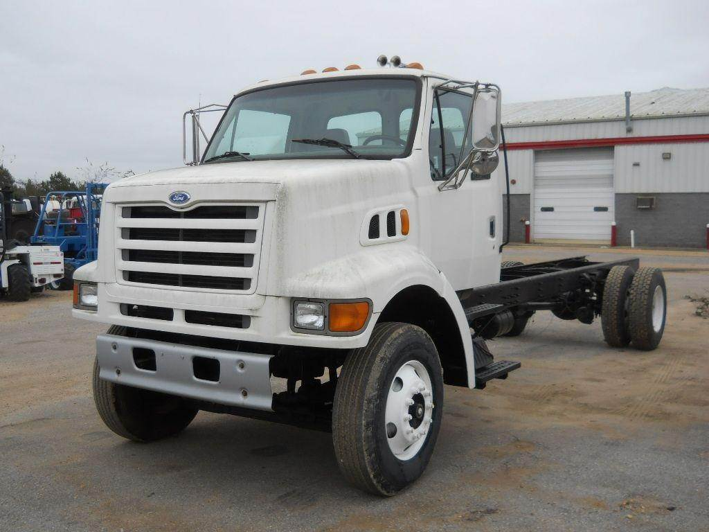 ford l8501 for sale tuscaloosa alabama year 1997 used ford l8501 cab chassis mascus usa. Black Bedroom Furniture Sets. Home Design Ideas