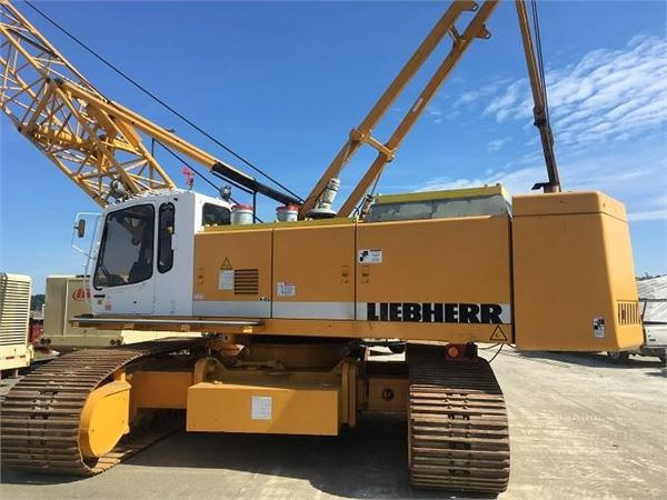 liebherr hs853hd for sale lancaster south carolina price 190 000 year 1998 used liebherr. Black Bedroom Furniture Sets. Home Design Ideas