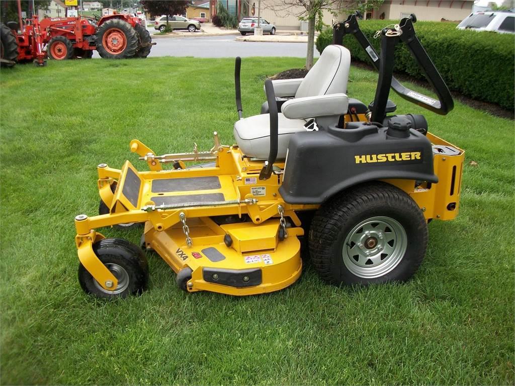 for sale hustler 4400 mower,