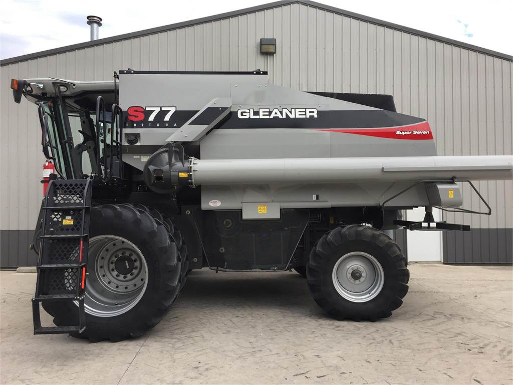 Gleaner E Combine : Gleaner s for sale gibson city illinois price