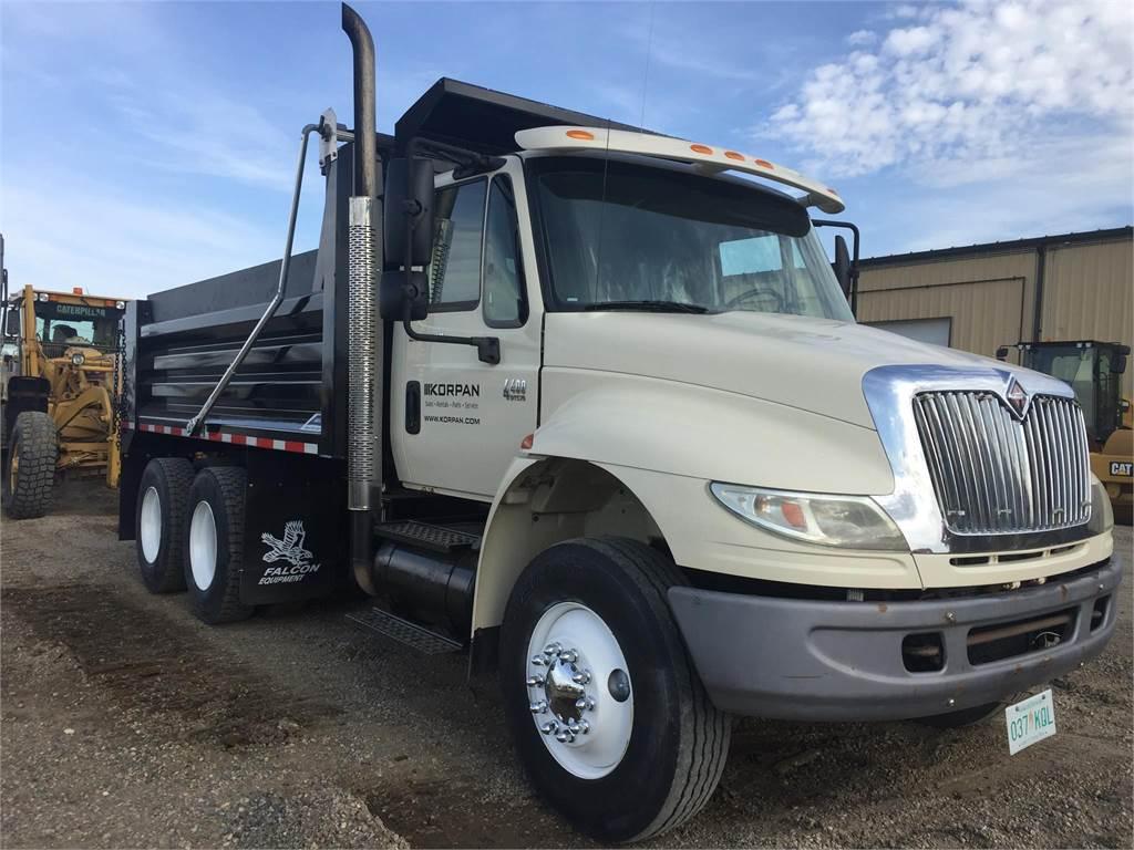 Used International 4400 dump Trucks Year: 2007 Price: US ...