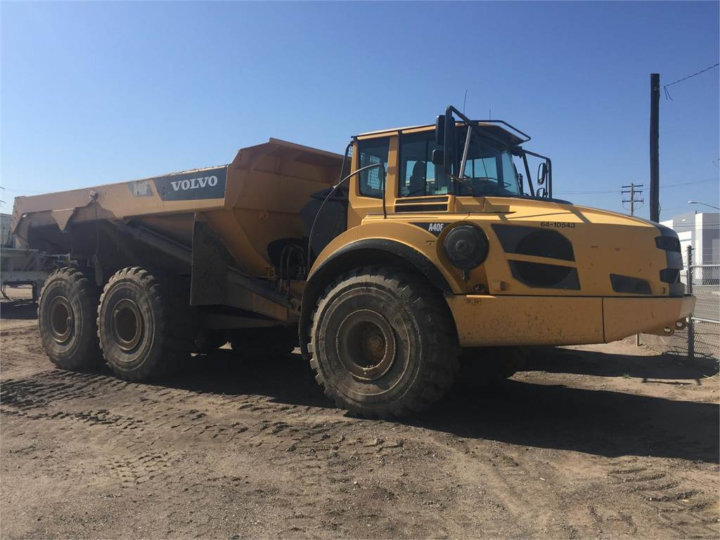 Volvo A40F for sale Denver, Colorado Price: $406,000, Year: 2014 | Used Volvo A40F articulated ...