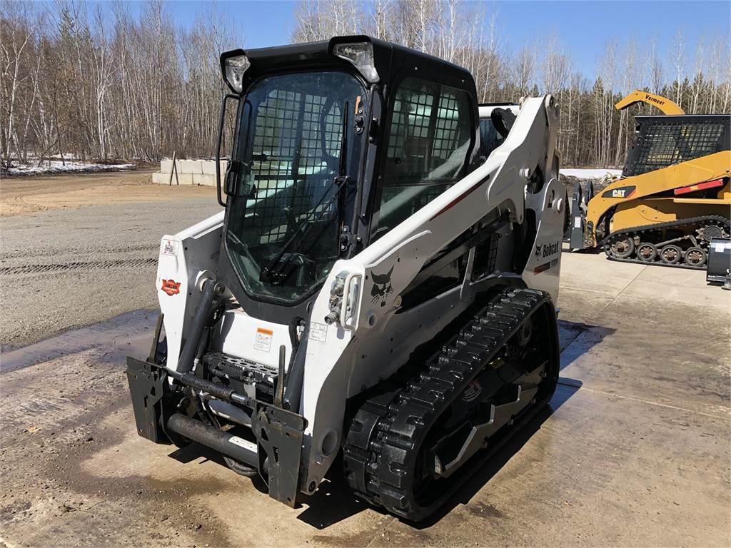 Bobcat 590 Track Specs - 0425
