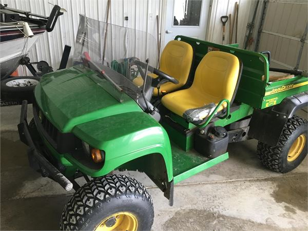 john deere gator hpx for sale wabash indiana price. Black Bedroom Furniture Sets. Home Design Ideas