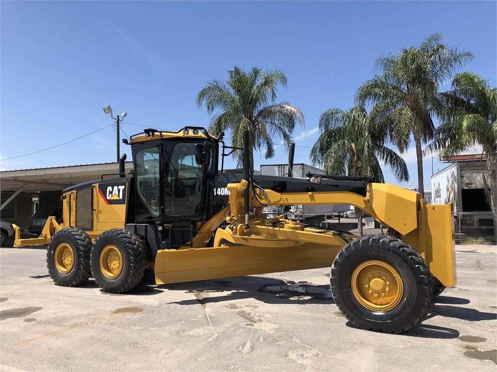 Caterpillar 140m For Sale Alamo Texas Price 115 000