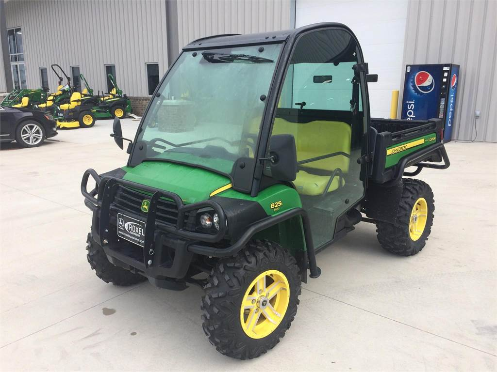 john deere gator xuv 825i bouwjaar 2011 prijs utiliteitsmachines mascus nederland. Black Bedroom Furniture Sets. Home Design Ideas