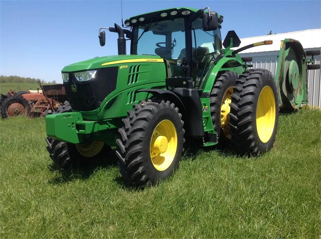 john deere 6170r preis baujahr 2012 gebrauchte traktoren gebraucht kaufen und. Black Bedroom Furniture Sets. Home Design Ideas